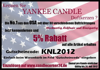 YANKEE CANDLE DUFTKERZEN
