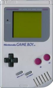 Nintendo Game Boy aus dem Jahre 1989